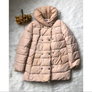 Forever 21 Puffer Coat
